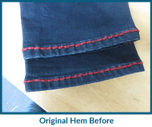 Original Hem After