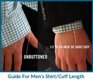 Cuff Lengths