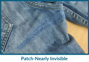 Invisible Stich