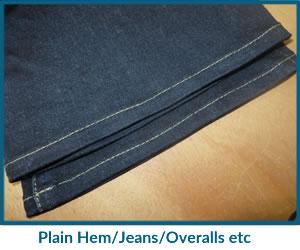 Plain Hem