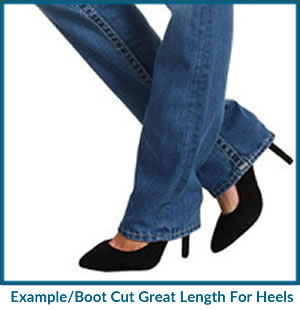 Shoes For Straight Leg Jeans